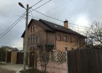 Деревня Афонасовка, коттедж 300квм