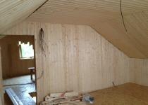 Скрытая проводка в деревянных домах