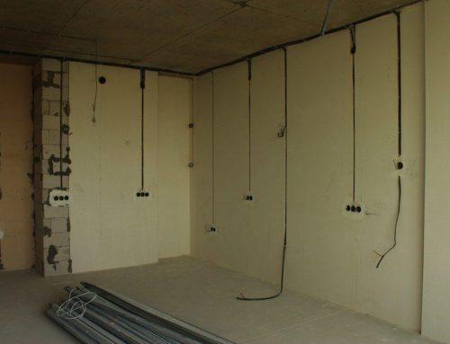 Сколько стоит замена проводки в квартире