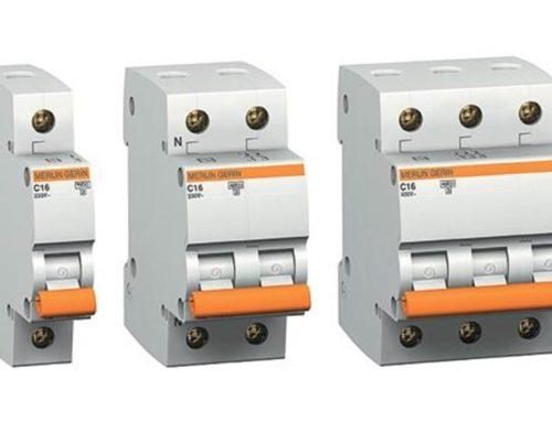 Виды и типы автоматических выключателей нагрузки в бытовых электросетях